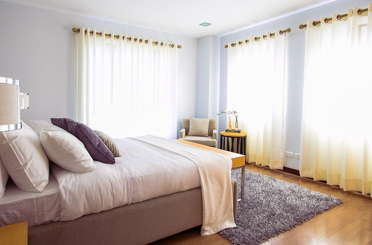 Komfortowa sypialnia w kilku prostych krokach