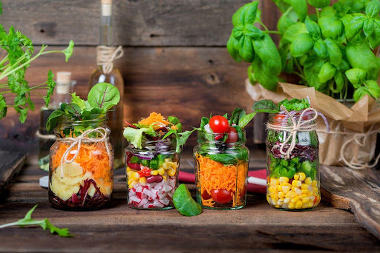 Jakie składniki obejmuje dieta wegetariańska?