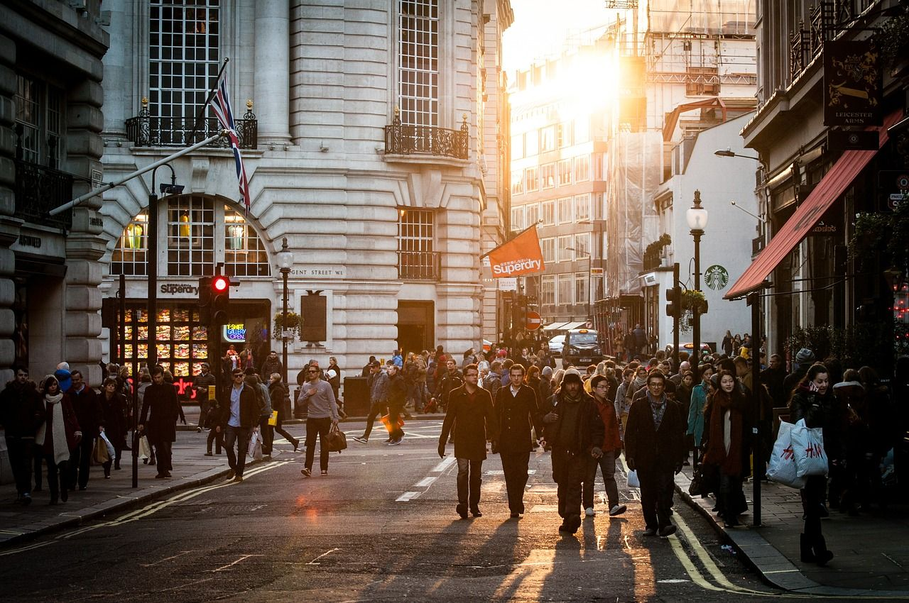 Zabezpieczenia dla pieszych na ulicach