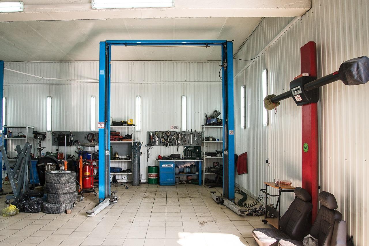 Zalety posiadania garażu