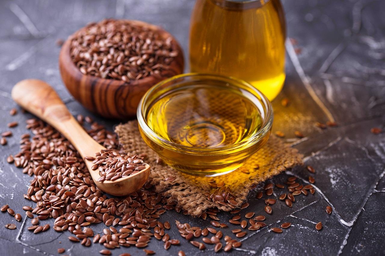 Naturalne oleje zimnotłoczone - lniany, z czarnuszki