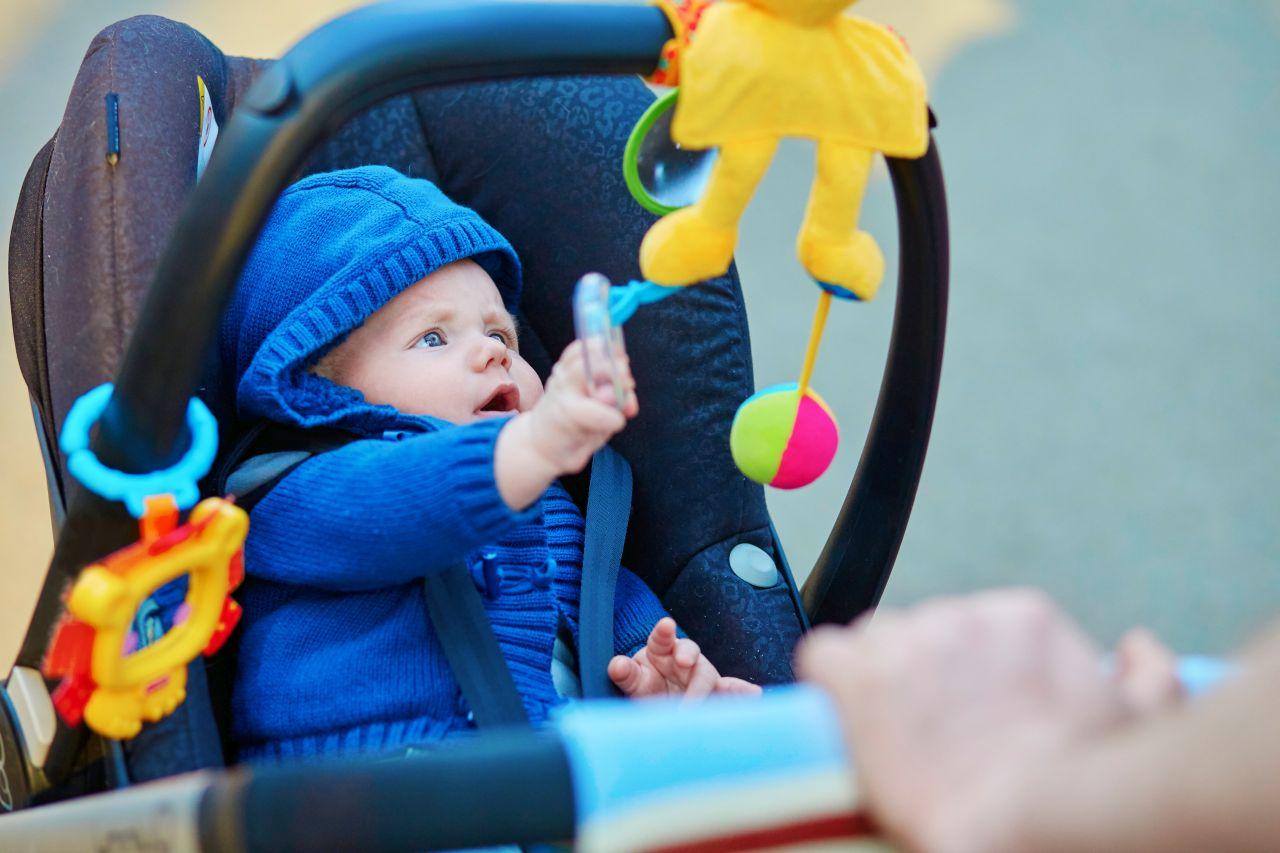 Jakie parametry powinien spełniać wózek dla dziecka?