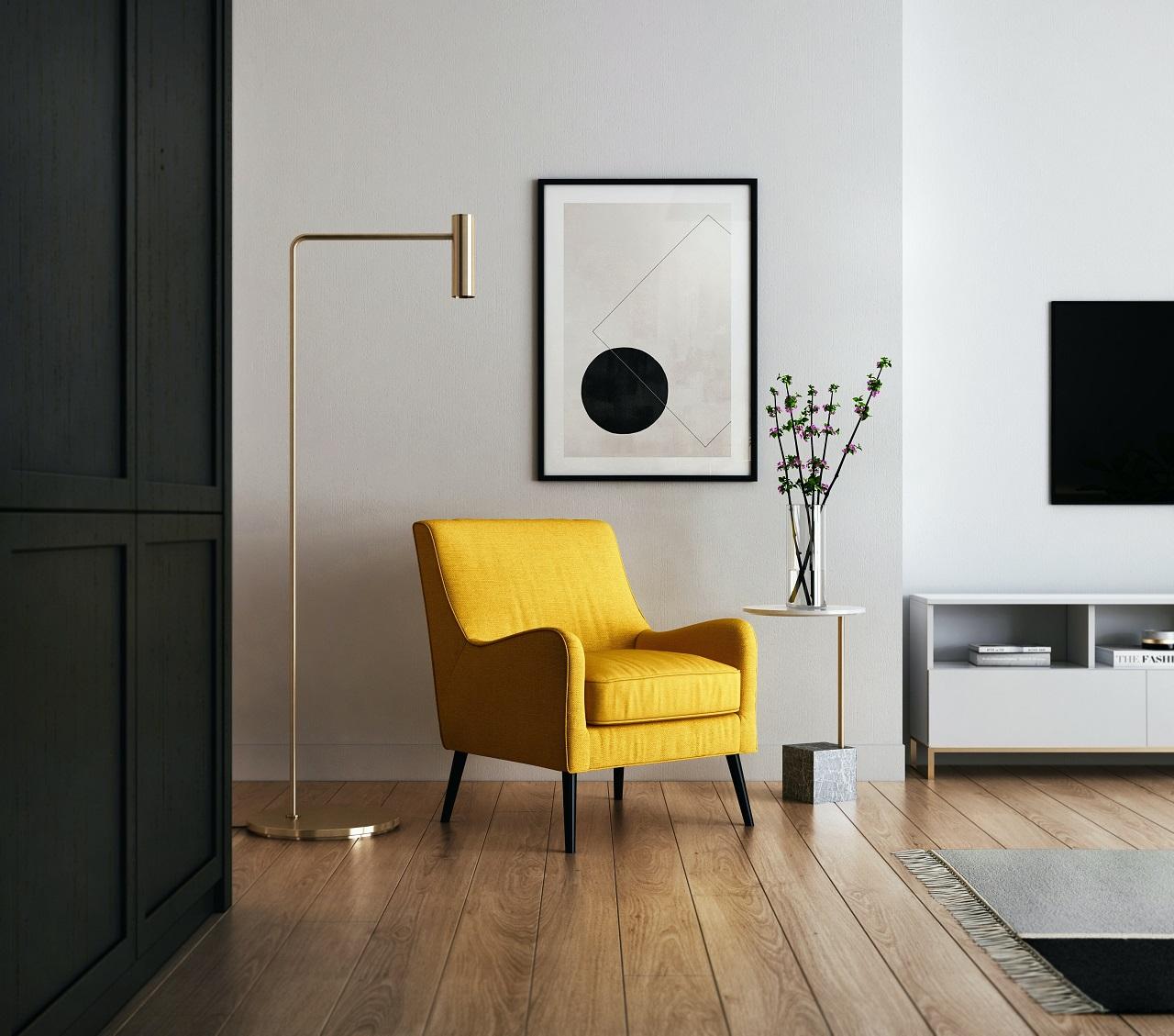Fotel - wygodne akcesorium nie tylko do salonu